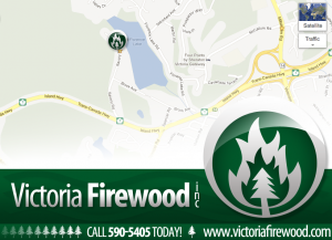 Victoria Firewood Inc is located in Langford, Victoria, British Columbia