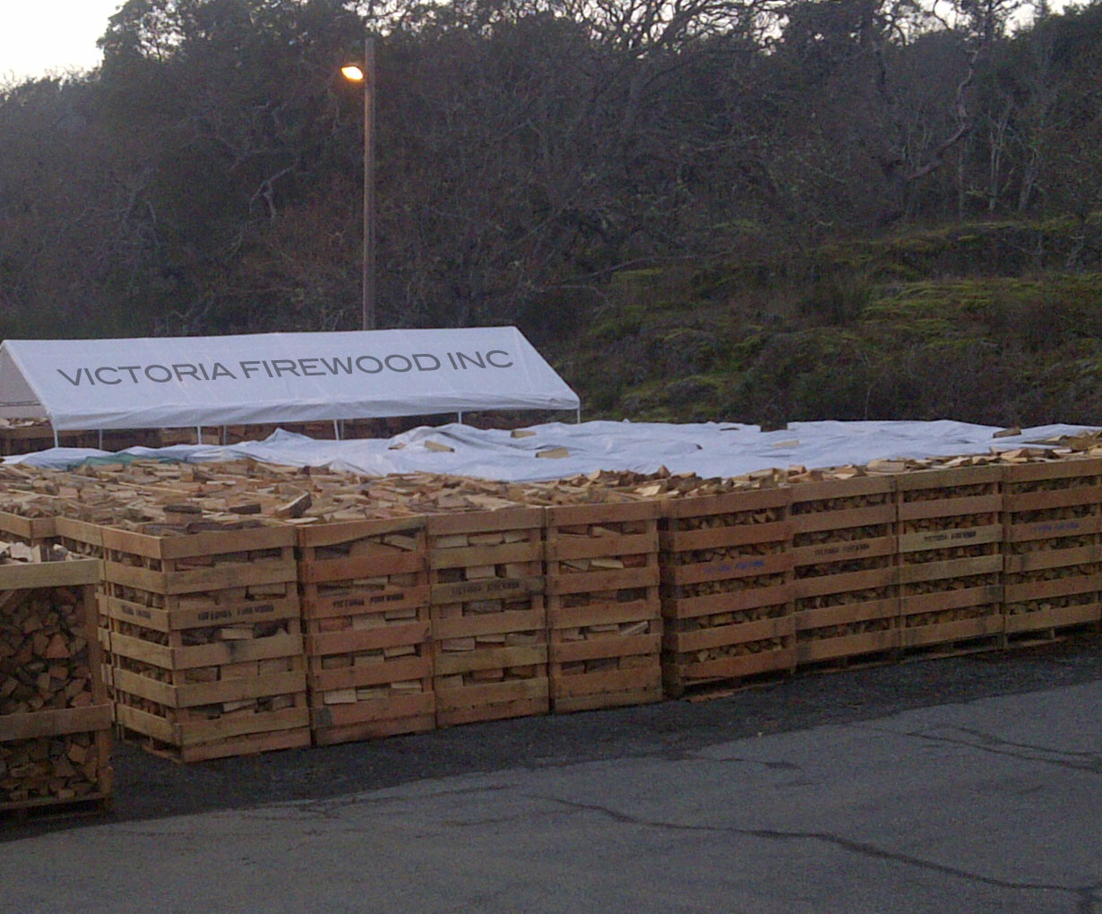 Victoria Firewood Inc   Firewood for Sale in Victoria, BC